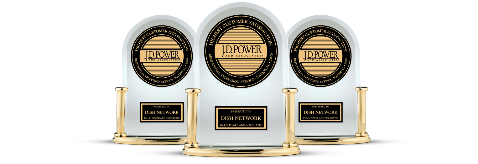 DISH Customer Satisfaction - Ranked #1 by JD Power - New Dimension Electronics in Austin, Minnesota - DISH Authorized Retailer